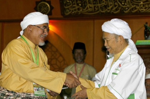 MALAYSIA-RELIGION-ISLAM-PAS